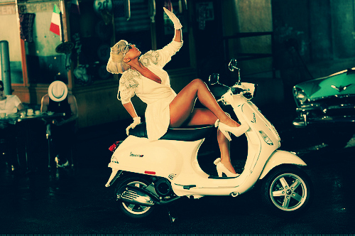 adorable-lady-gaga-mother-monster-motorcycle-not-a-motorcycle-the-fame-Favim.com-69087