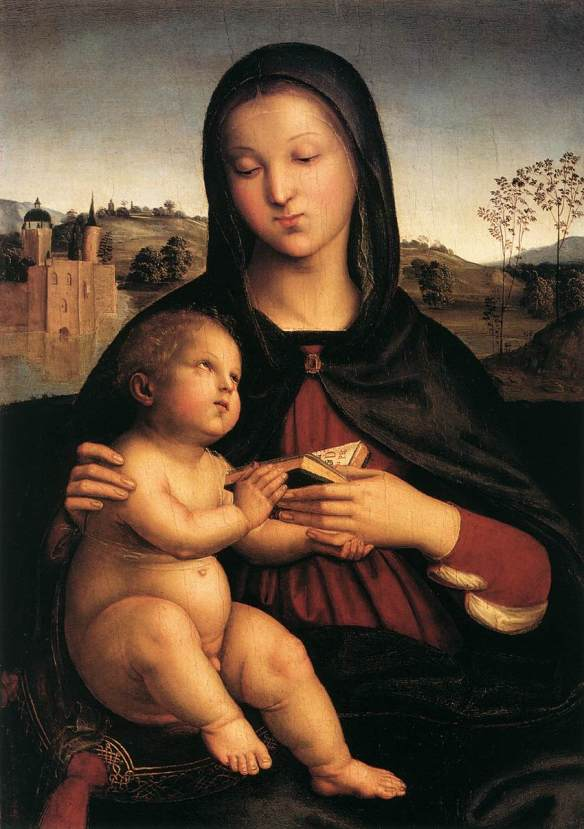 madonna-and-child
