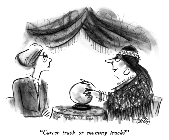 Donald Reilly, The New Yorker collection, 12/03/1990