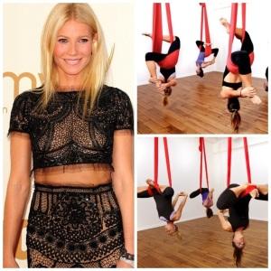 gwyneth yoga
