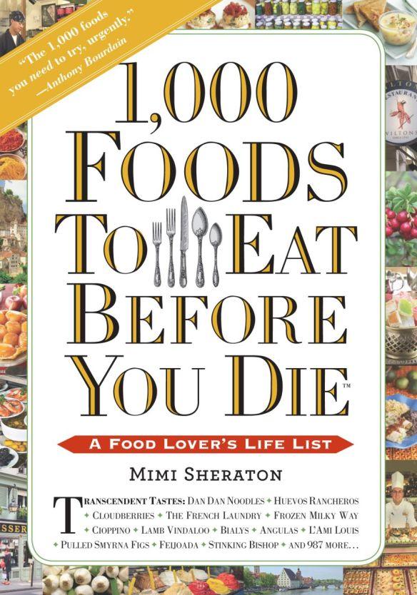 1,000 foods